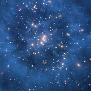 Nebula dan Cluster Galaksi