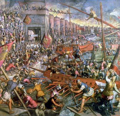 Jatuhnya Konstantinopel2