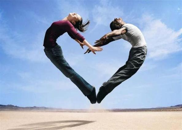 Cinta itu memberi kekuatan