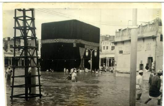 ka'bah banjir2
