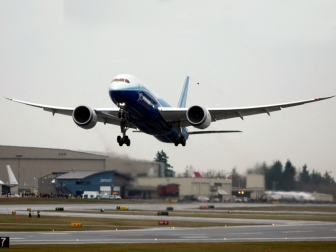 Boeing 787 Flight Test