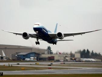 Boeing 787 Flight Test