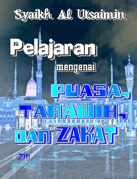 Pelajaran_tentang_Puasa_Tarawih_Zakat